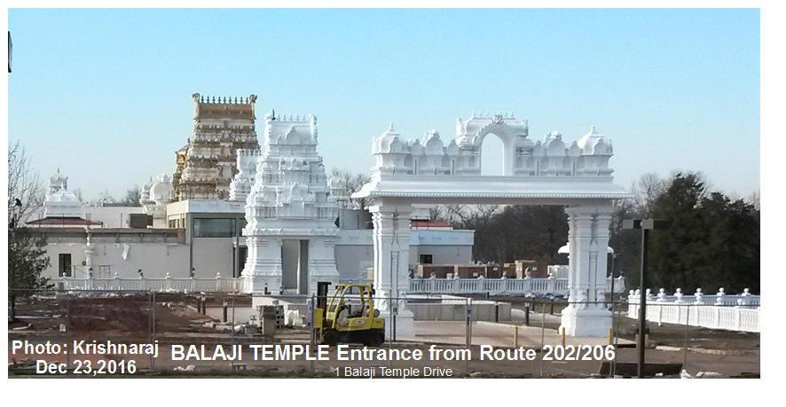 Bridgewater Balaji Temple